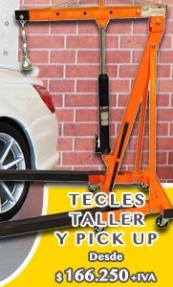 Tecles para Taller - EL TECLE .CL SAMO.CL
