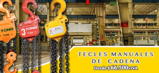 Tecle Manual de Cadena EL TECLE .CL SAMO.CL