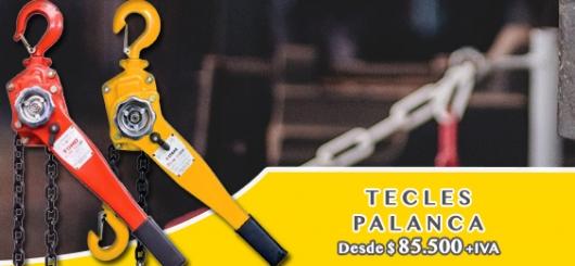 Tecle Palanca EL TECLE .CL SAMO.CL