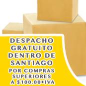 Costo de Envío - EL TECLE .CL SAMO.CL