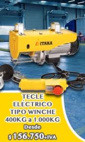 Tecles Eléctricos Fijos - EL TECLE .CL SAMO.CL