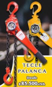 Tecle Palanca - EL TECLE .CL SAMO.CL